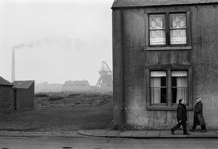 Reportage from the Free Photographic Omnibus: Workington, Cumbria, 1974