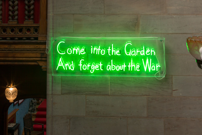 War Garden (after Tubby), 2007 By Graham Fagen