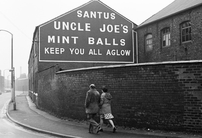 North of England: Wigan, Lancashire, 1976 By Daniel Meadows