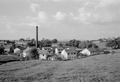 Site of former Bancroft Shed, Barnoldswick, Lancashire, 1978