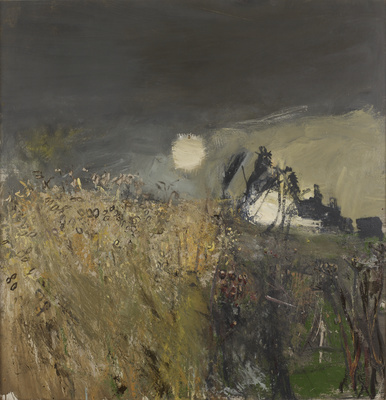 A Field of Oats, 1962 By Joan Eardley