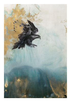 Eagle, 2014 By Beth Nicholas
