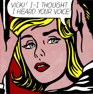 Vicki! I--I Thought I Heard Your Voice!, 1964