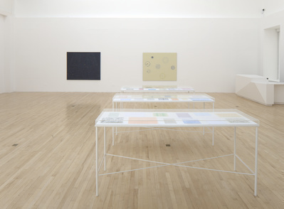 Talbot Rice Gallery, Edinburgh, 2012 By Alison Turnbull
