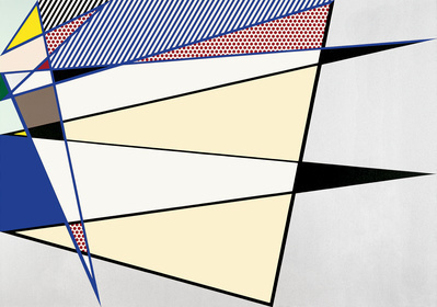 Perfect Painting, 1986 By Roy Lichtenstein