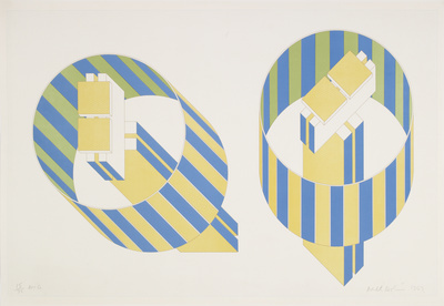 No 6 (From A Series Of 6 Prints; No. 15 Of An Edition Of 75)...