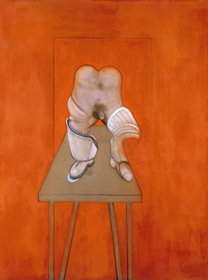 Study of the Human Body, 1981-82 By Francis Bacon