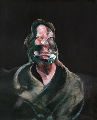 Portrait of Isabel Rawsthorne, 1966 By Francis Bacon