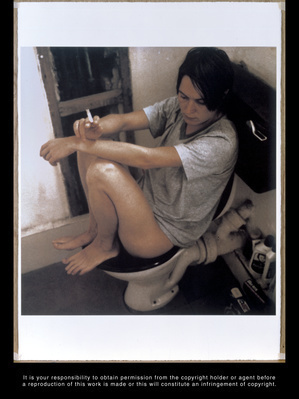 Human Toilet Revisited 1998, 1999