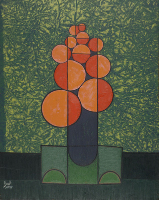 Apple Tree, 1962 By Anwar Jalal Shemza