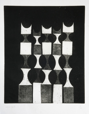 Five Standing Forms, 1960