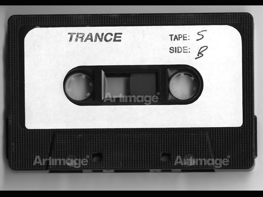 Enlarged version of Trance, 1997