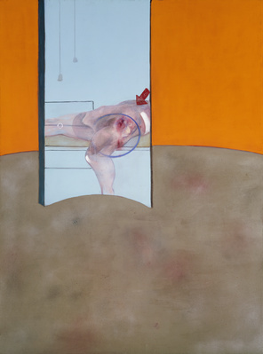 Triptych, 1987 (left panel)