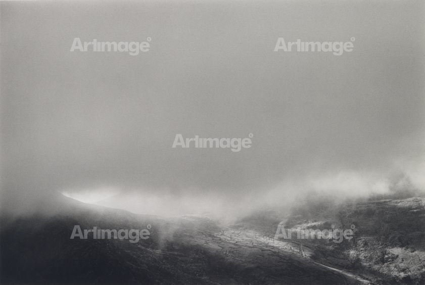 Low Cloud, O'Conners Pass, Kerry, Ireland, 1980
