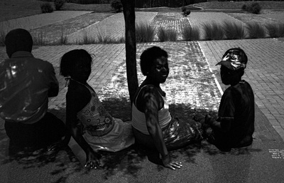 Round The House, Soweto, Johannesburg, South Africa, 2007
