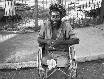 Ras Swaby-Mansions of Rastafari, Jamaica, 2008