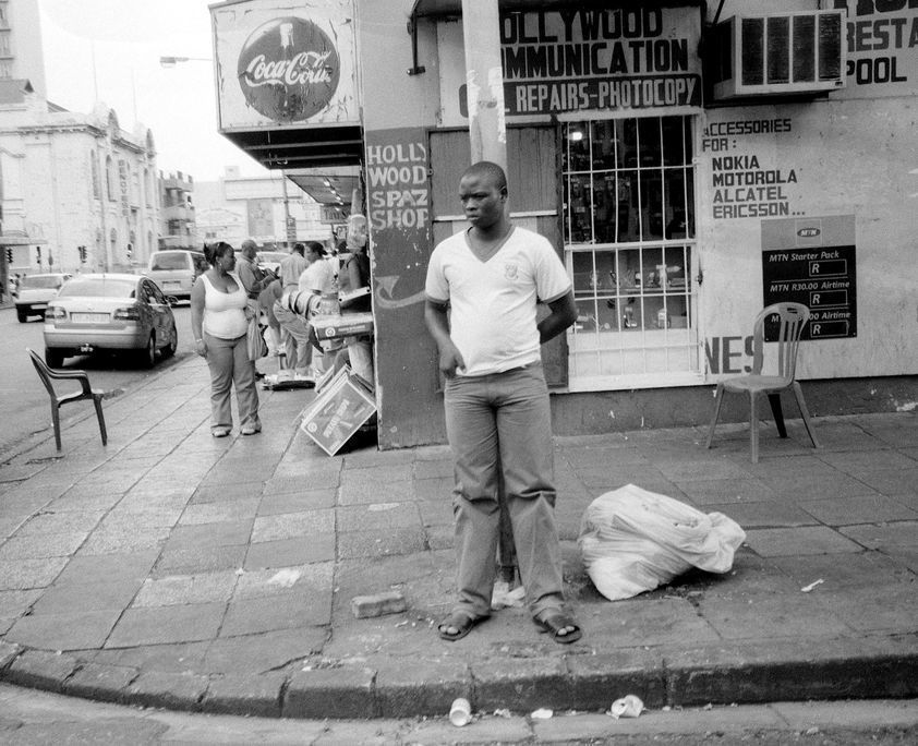 Untitled, Hillbrow, Johannesburg, South Africa, 2007