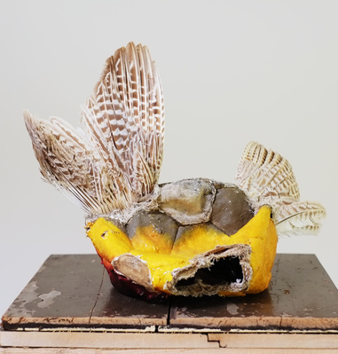 Self Portrait as a Pheasant, 2012
