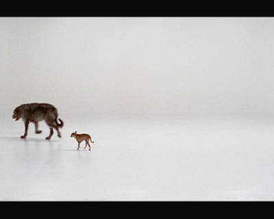 Work No. 670, Orson and Sparky, 2007