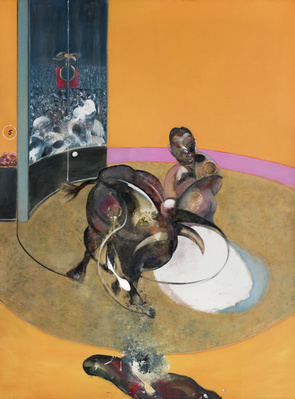 Study for Bullfight No. 2, 1969