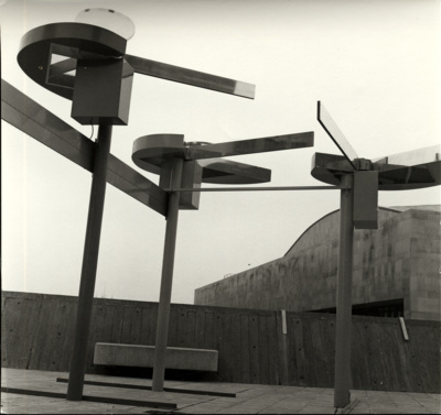 Moving Sculpture, 1969-70