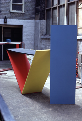 Vertical Upright, 1966-7