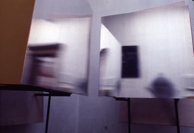 Triple movements, Spinning, Flapping, Tipping, 1968