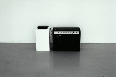 Work No. 130, All the sounds on a synthesizer, 1995