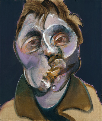 Self-Portrait, 1969 By Francis Bacon