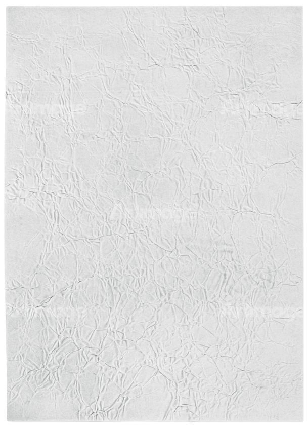 Enlarged version of Work No. 327, A sheet of paper crumpled up and flattened out, 2004