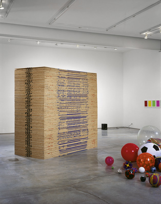 Work No. 387, 2004 By Martin Creed