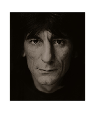 Ronnie Wood 1, London, 1992