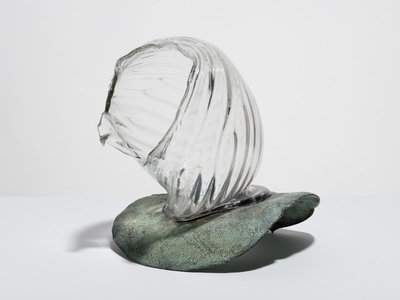 Torn Head, 1987-90 By Liliane Lijn