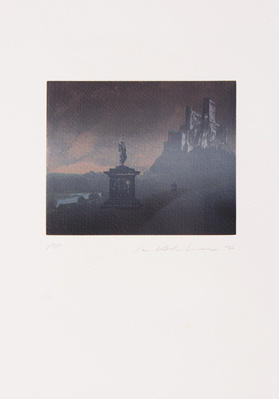 E.A.Poe The Haunted Palace, 1976 By Ivor Abrahams
