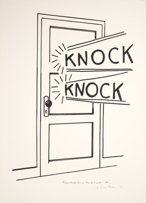 Knock, Knock Poster, 1975