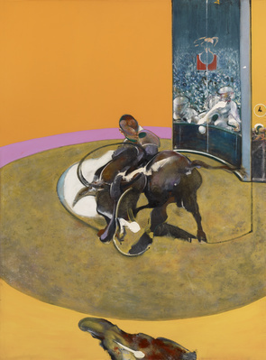Study for Bullfight No. 1, 1969