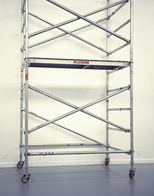 Scaffold, Deep Blue Series, 1997