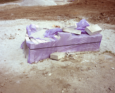 Untitled, 12 Day Journey, 1984