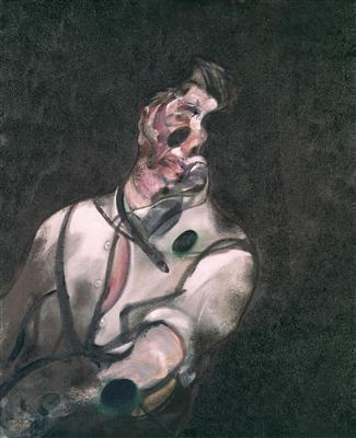 Study for Portrait, 1966 By Francis Bacon