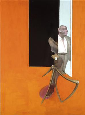 Study for a Portrait, 1991 By Francis Bacon