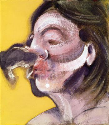Portrait of Isabel Rawsthorne, 1971