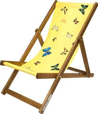 Deckchair (yellow), 2008
