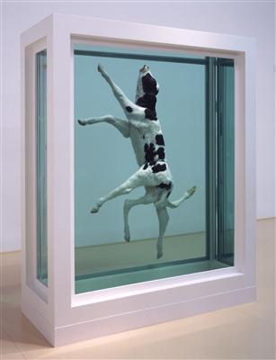 In His Infinite Wisdom, 2003  By Damien Hirst