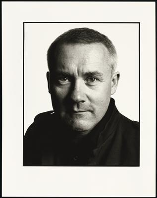 Damien Hirst (Head shot)