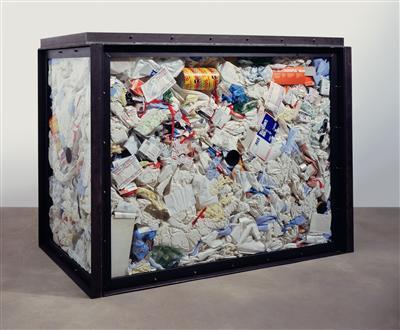 Waste, 1994 By Damien Hirst