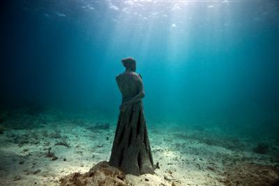 Void, 2010 By Jason deCaires Taylor