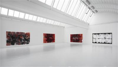 Four Quartets, Paintings, 2001 - 2007, Morat Institute, Frei...