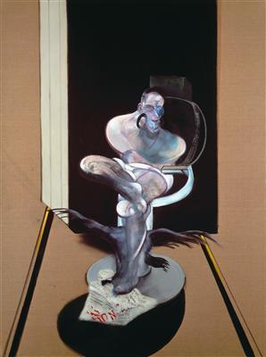 Seated Figure, 1977