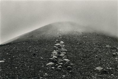 A Line in Japan, 1979  By Richard Long