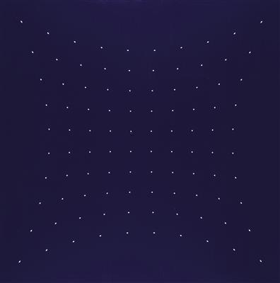 100 Moments, 2005 By Tess Jaray